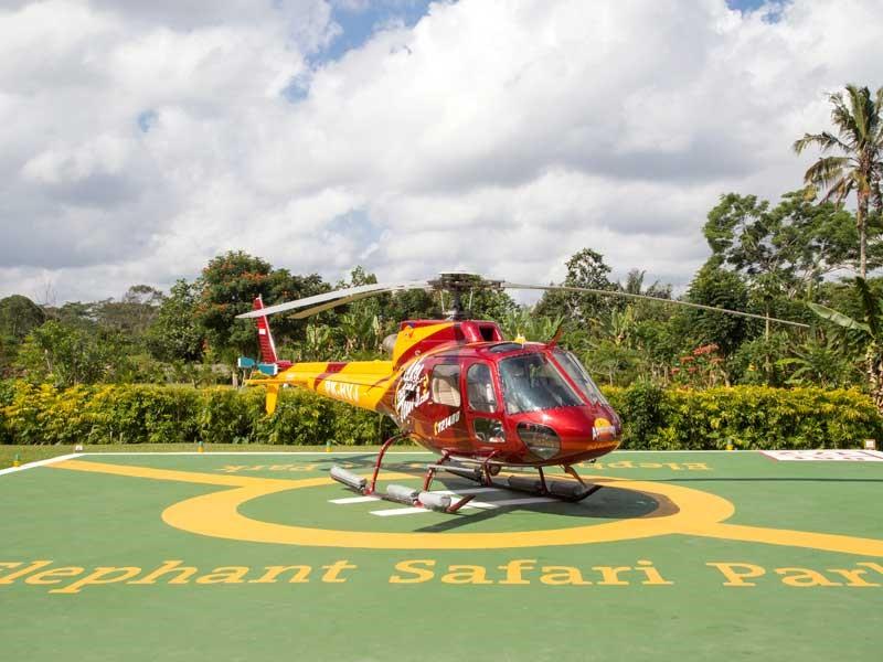 Bali Helikopter Tour  Yogyakartanl
